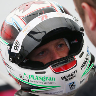 Max Coates - Donington Park Clio Cup 201