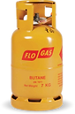 7kg Butane Gas Cylinder (21mm Clip on Re