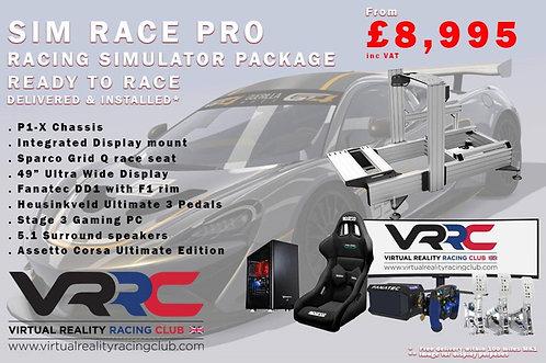Sim Race Pro Complete Simulator