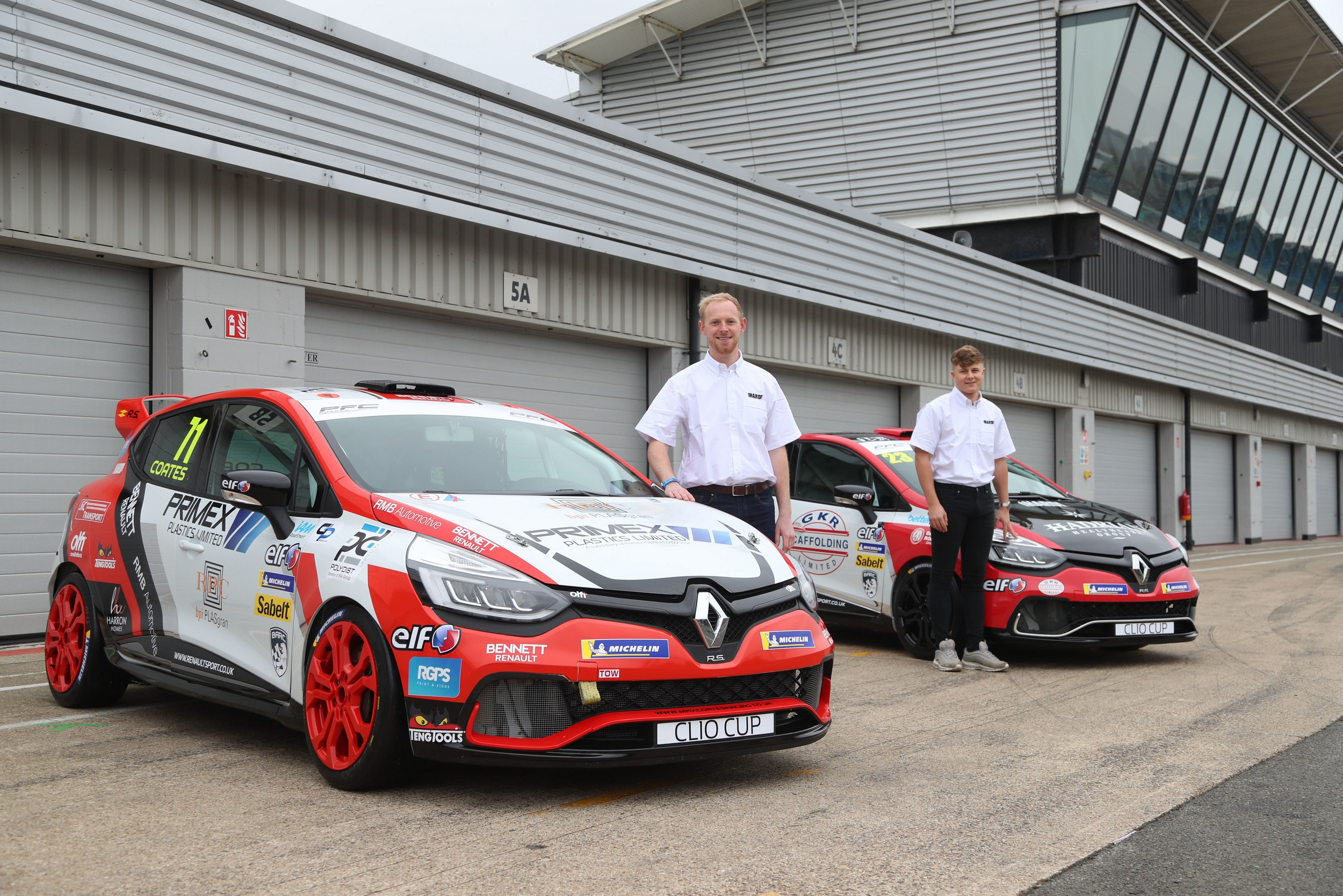 Renault UK Clio Cup Media Day - Credit J