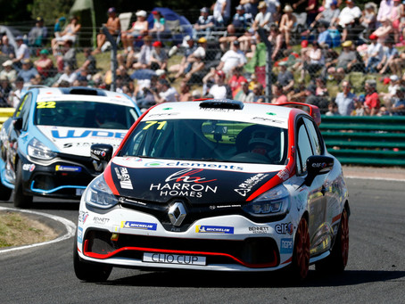 Coates to race on world stage in Clio Cup International Finale