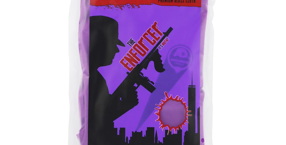 The Enforcer Glass Towel