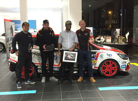 Bennett Renault host successful Motorsport event with Max Coates