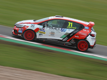 Donington dissapointment turns to delight in pit-lane to podium bounce-back