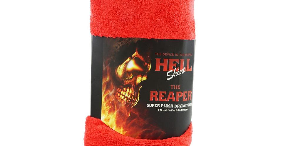 Hellshine – The Reaper – Super Plush Drying Towel