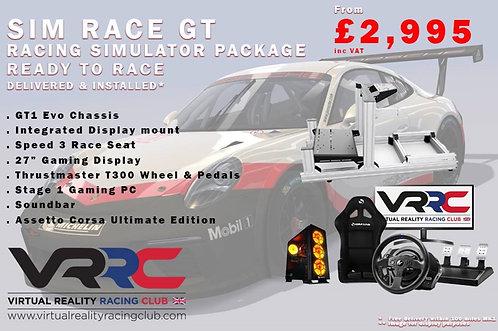 Sim Race GT Complete Simulator