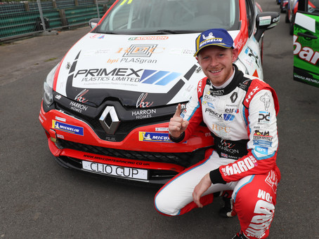 Coates takes double win at home circuit