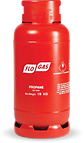 19kg Propane Gas Cylinder (Screw Fit).pn