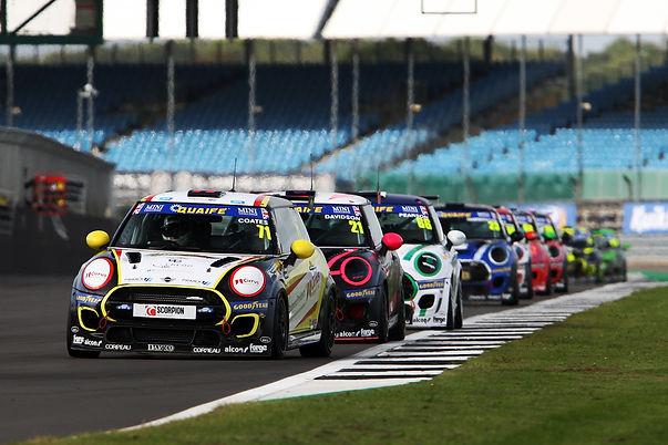Max Coates - Silverstone MINI CHALLENGE