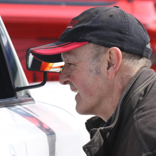 Abbi Pulling Brands Hatch Ginetta Junior