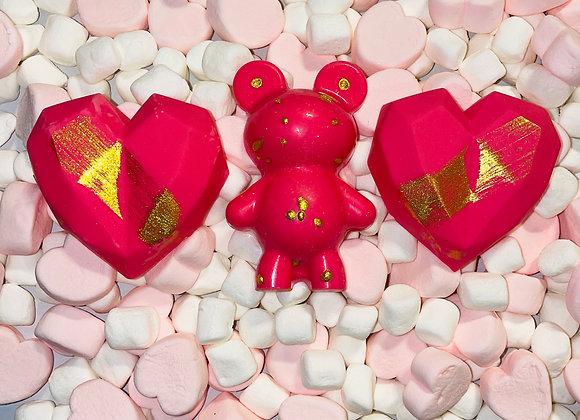 Vday Hot Cocoa Bomb Bear