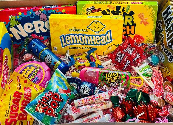 Retro Candy Box