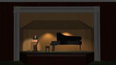 Concert Hall - Night