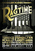 Poster for mark Harborth's production of Ragtime