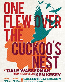 One Flew Over the Cuckoo's Nest art