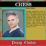 Bio for Doug Chitel - Chess
