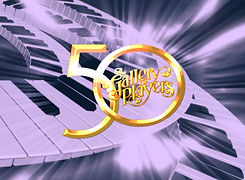 Video logo produced for 50th Season Announcement party