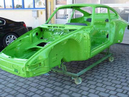 Porsche Grellgrün