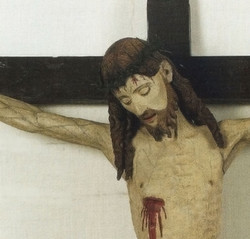 "Crucifix ""Vivant"""