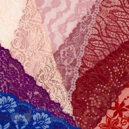 Let us Choose the Lace Trios  - Price Per Kit
