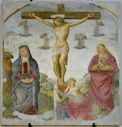 Umbrian Crucifixion