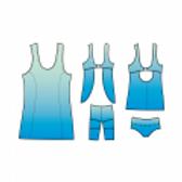 Princess Tankini Pattern - Price For PatternOnly