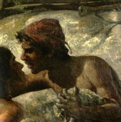 Bath of the Shepherdess