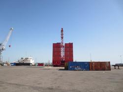 Terminal Crane MTC-15