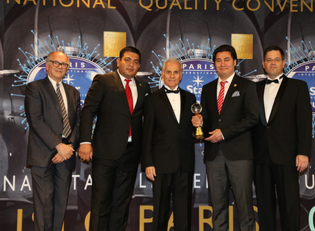International Star for Leadership in Quality