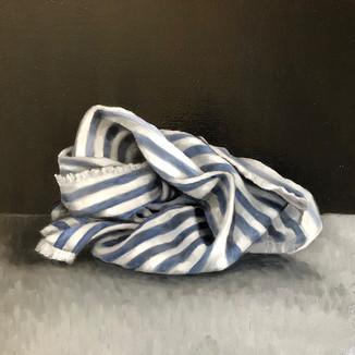 Striped Kitchen Towel II
