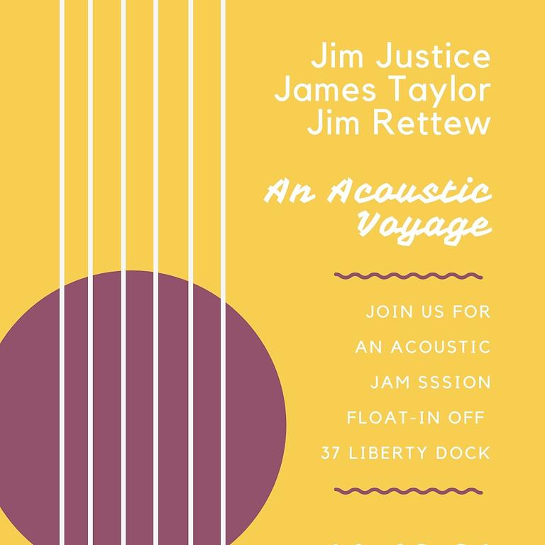 Acoustic Float-in Concert