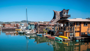 Sausalito's Floating Homes Tour Features Local Stars and Stories