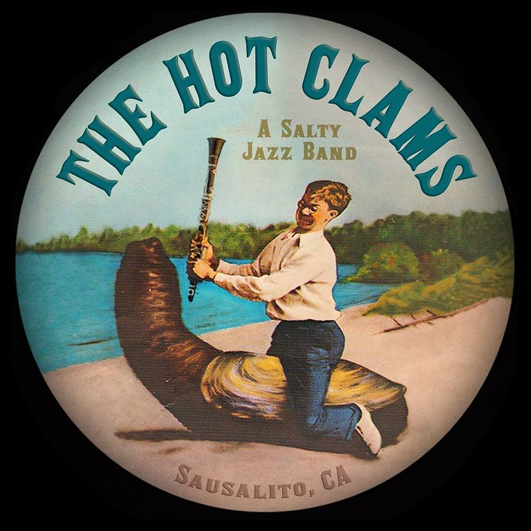 Ali Johnston Trio and The Hot Clams Float-In Concert