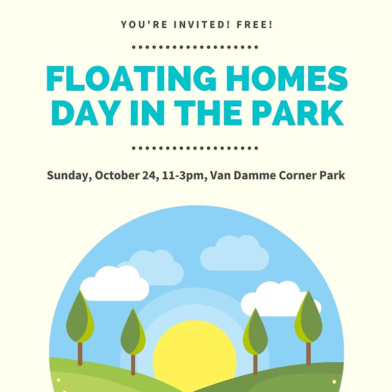 Floating Homes Day in the Park