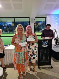 Vicki Grenot and Patrina Wood-Bradley