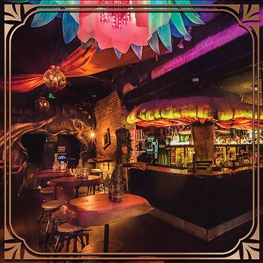 StoryVille Mushroom Palace bar