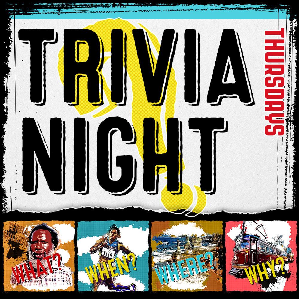 Trivia Night Thursdays