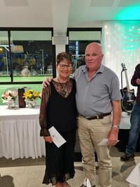 Gail Waitai and Dean Zautuch