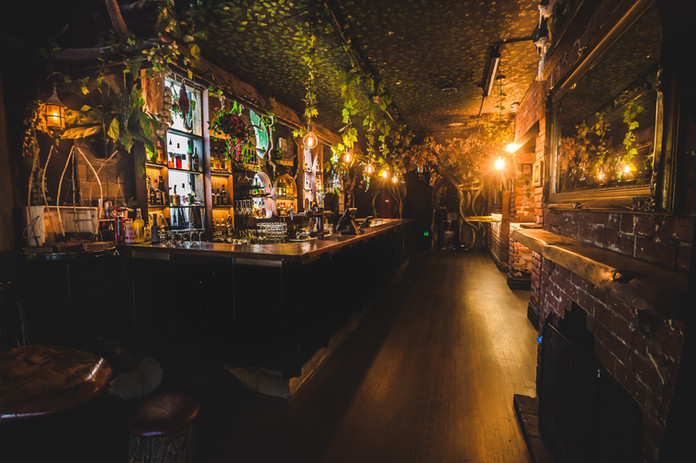 The Enchanted Forest bar