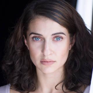 Angela blue eyes