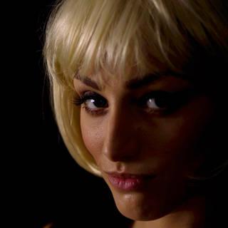 Samantha blonde wig