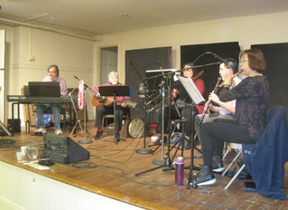 Billy Fischer with The Round Hill Community Band