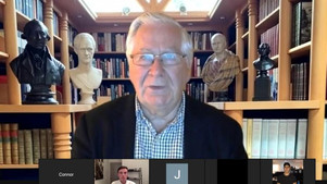 4 Things I Learnt From Hosting a Q&A With Lord Mervyn King