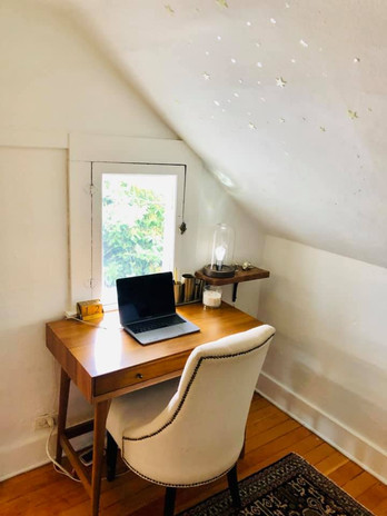 Covid secondary workspace