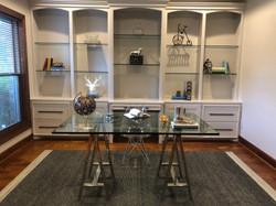 office area staging