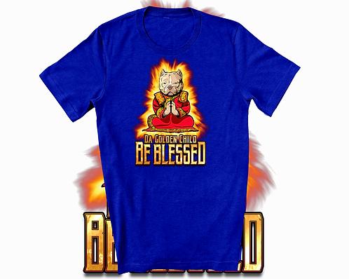 Da Golden Child - Be Blessed - Flame Aura
