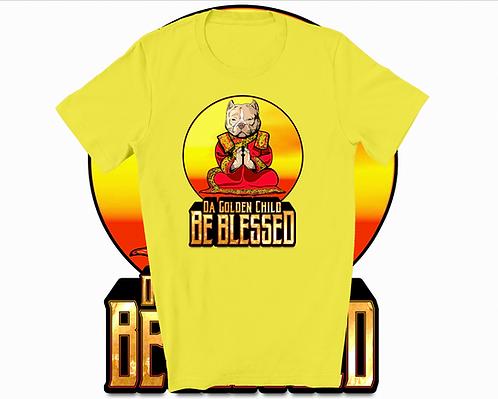 Da Golden Child - Be Blessed - Golden Sunset