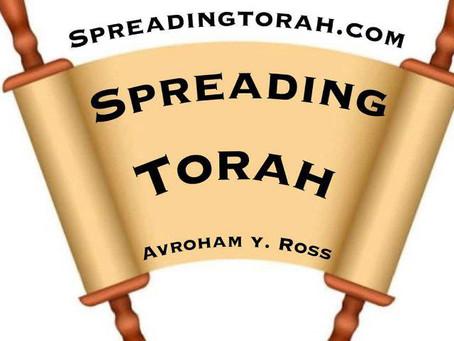Unity through the giving of the Torah! - Bamidbar