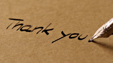 Getting Thanked - Eikev