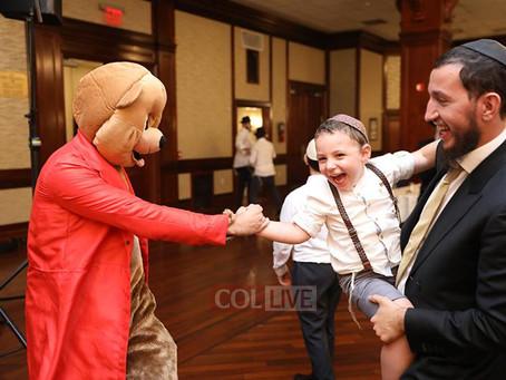 Dance with me! - Simchas Torah
